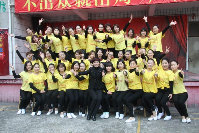 伊丽莎白美容学校(汾江校区)怎么样,曾经的175班毕业快乐